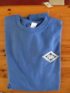 T-shirts with Club logo