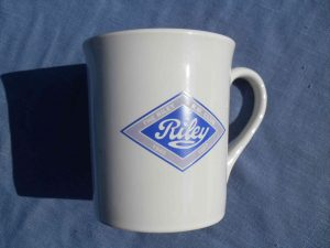 Mugs with Club logo
